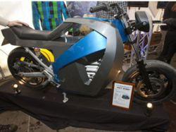 Норвежцы разработали электромотоцикл с Ubuntu Linux