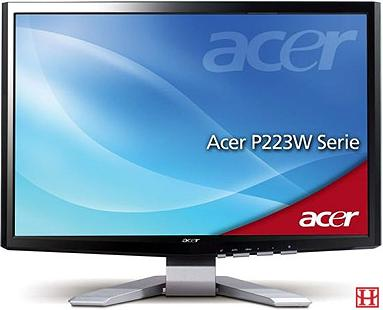 "Монитор Acer 20"" P-Series P203W (ET.DP3WE.011)"