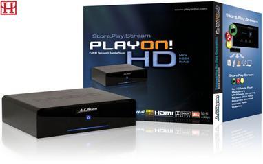 HDTV медиаплеер A.C. Ryan Playon!HD (ACR-PV73100)
