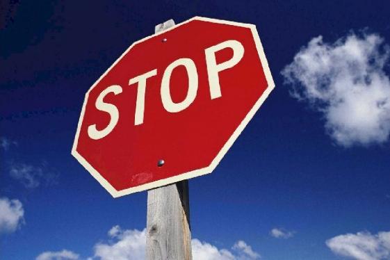 Дорожные знаки - это зло!