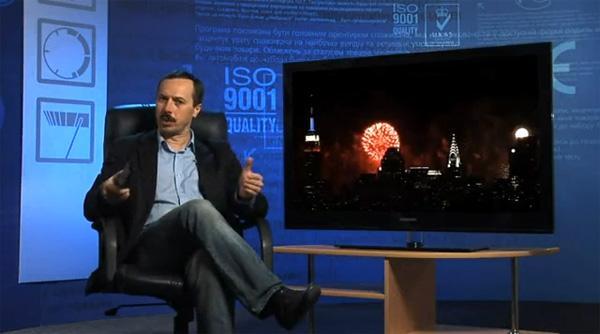 Технопарк: видеообзор ЖК-телевизора Samsung 7 серии