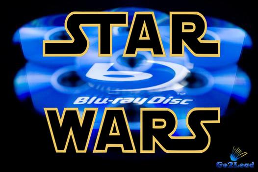 «Звездные войны» выйдут на Blu-Ray