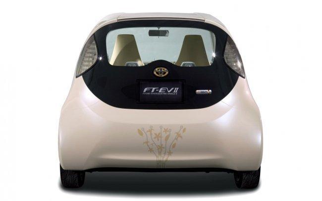 Toyota и Honda показали автомобиль будущего