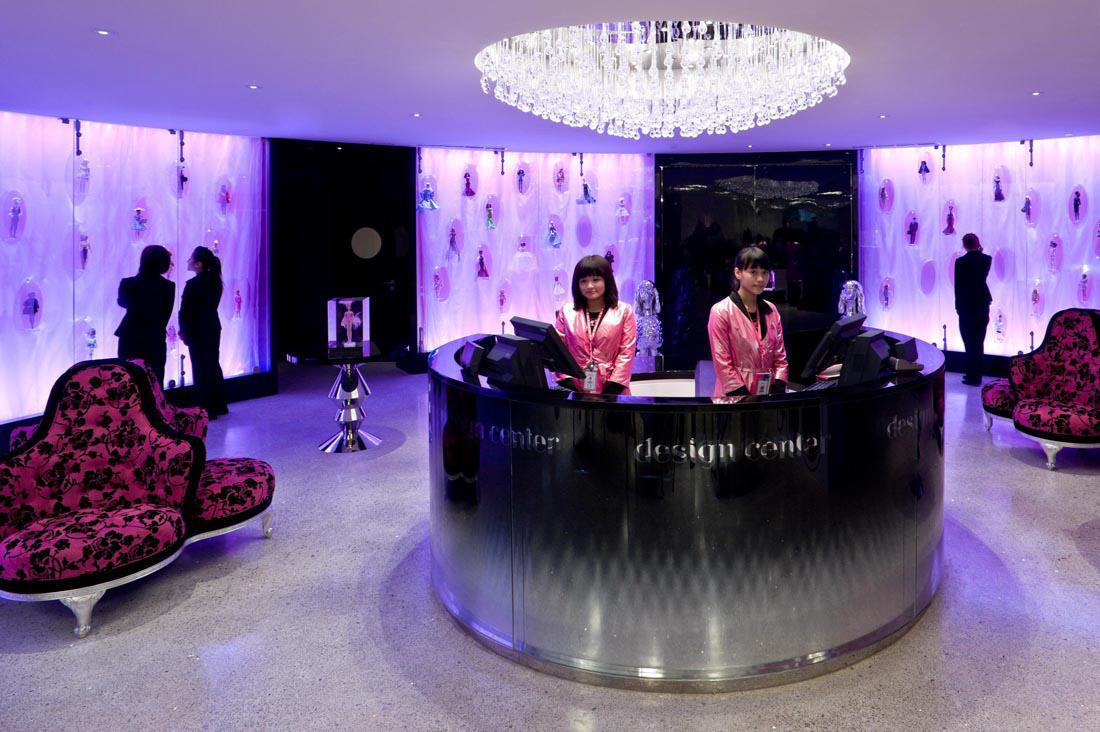 Фото - Barbie Shanghai Store (01-06-2009)