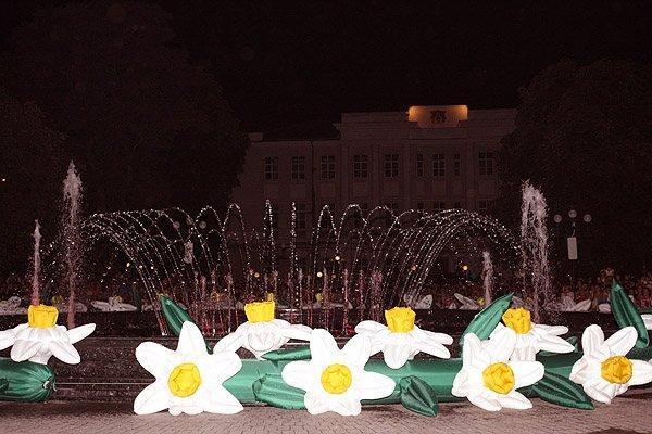 Фото - Чернигов - Фонтан (01-06-2009)