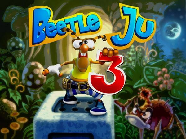 Операция Жу 3 / Beetle Ju 3