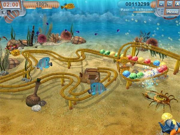 Скриншот к игре Тайна Шести Морей (1214) Gamehits.