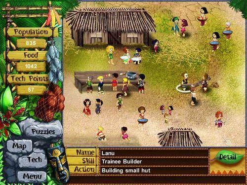 Virtual Villagers v1.0 (Полная версия)