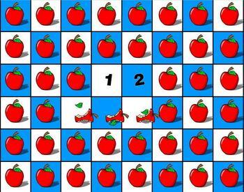 Плохое яблоко / Bad apple (флеш)
