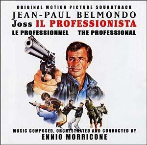 Ennio Morricone - Le Professionnel (expanded) (1981) Soundtrack