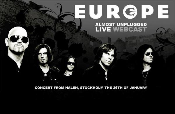 Europe - Almost Unplugged (2008)