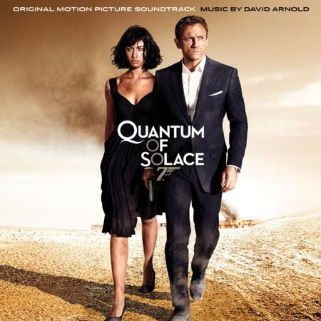 OST - David Arnold - Quantum Of Solace (2008)