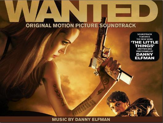 Особо опасен / OST Wanted (2008) Полный саундтрек