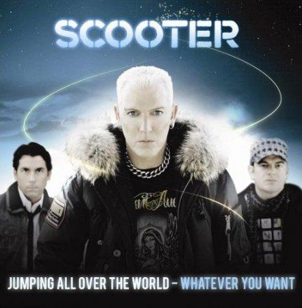 Scooter - Jumping All Over The World 2008