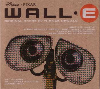 ВАЛЛ·И / WALL·E - OST - (SoundTrack) 2008