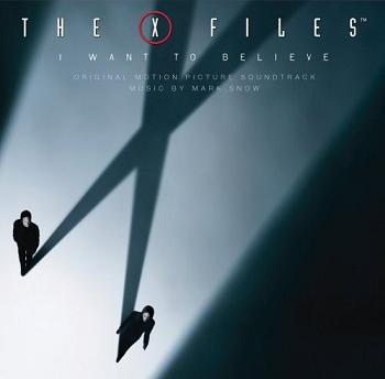 X-Files: I Want To Believe (Score) 2008
