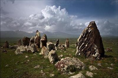 Древние Обсерватории Армении