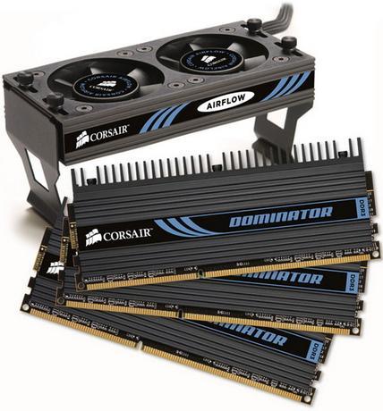 Первые в мире трёхканальные наборы памяти DDR3-1866