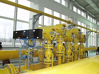 Газпром обвинил Украину в краже 25 миллионов куб. м газа