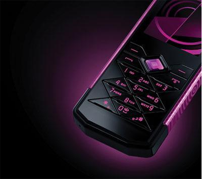 Crystal Prism - гламурная версия Nokia 7900