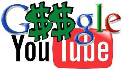 Google хочет увеличит долю прибыли от YouTube