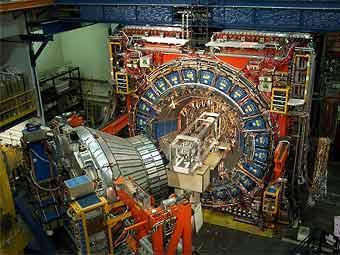 В коллайдере обнаружено необъяснимое явление