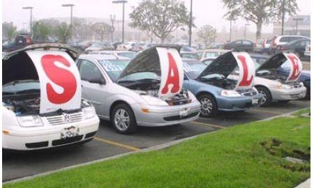 В Англии продают два автомобиля по цене одного