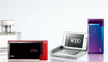 В Японии появился телефон с 3D-дисплеем