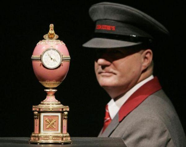 Самые дорогие вещи аукционов ушедшего 2007 года - 10 фото