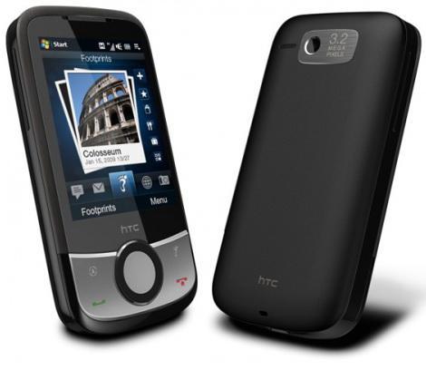 Официальные данные о новом HTC Touch Cruise 09