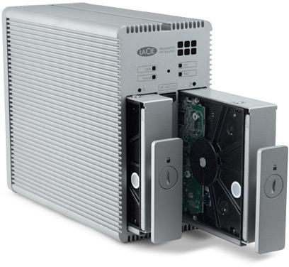 Быстрый и стильный RAID-массив объемом до 3 ТБ