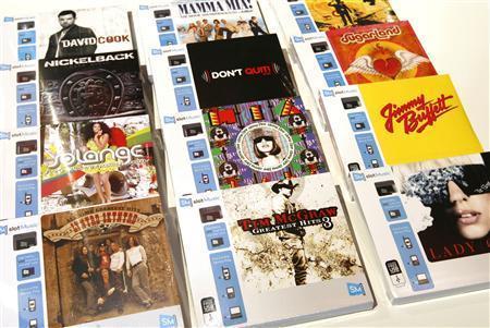 SanDisk slotRadio: карты памяти с музыкой