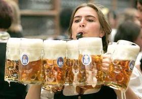 Сенсация: от пива худеют!