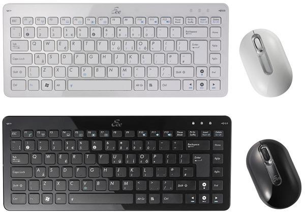 Пульт ДУ и беспроводной набор мышь+клавиатура для ASUS Eee Box