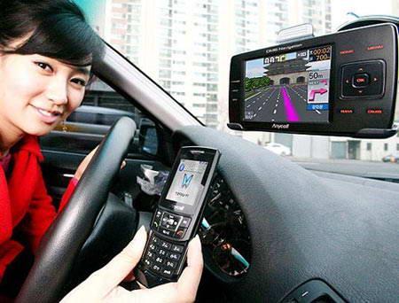 Прогноз роста рынка GPS в 2009 году составляет 2