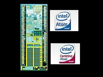 Дата выпуска двухъядерного Intel Atom