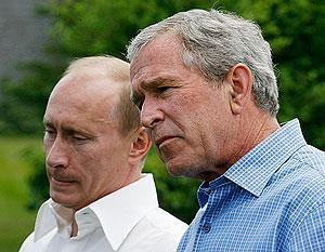 Путин - Бушу - Украина - это даже не государство