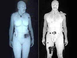 Рентген-сканеры в аэропортах станут источником непристойных фотографий знаменитостей
