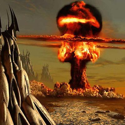 Древняя Ядерная Война