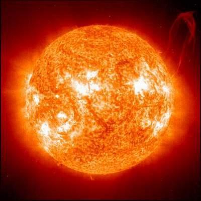Солнце Преподнесло Сюрприз