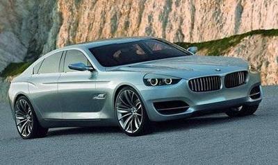 BMW 5-й серии Gran Turismo