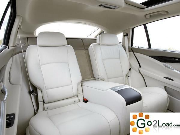 BMW 5-series GT