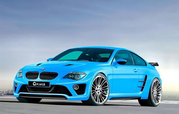 BMW M6 Hurricane CS