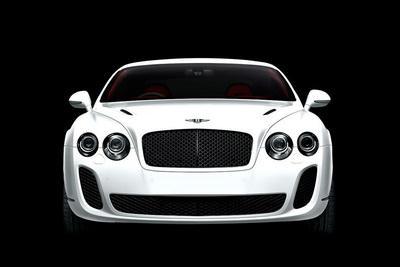 Bentley Continental Supersports - 621-сильный Биотопливный Суперкар