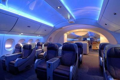 Новый Самолет Boeing 787 Dreamliner Прошел Испытания