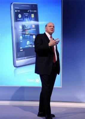 Нововведения В Windows Mobile 6.5