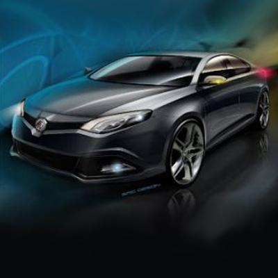 MG и Roewe Готовят Два Новых Автомобиля