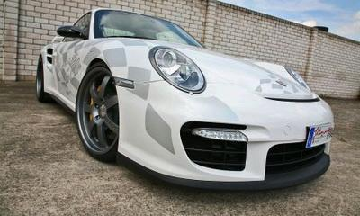 Porsche GT2 Прокачали до 680 л.с