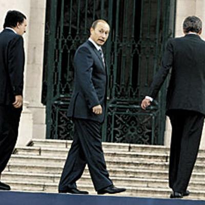 Путин Уходит
