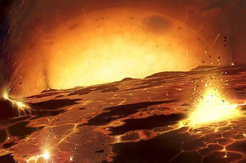Спасения Земли от Cмерти Солнца